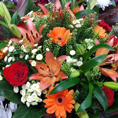 פרחים ונשיקות