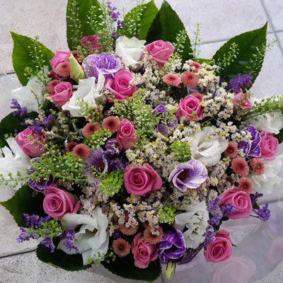 זר שירת הפרחים